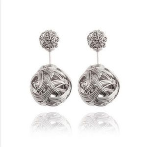 Jewelry - 🔳Mix&Match SALES Wire Wrapped Art Deco Earring